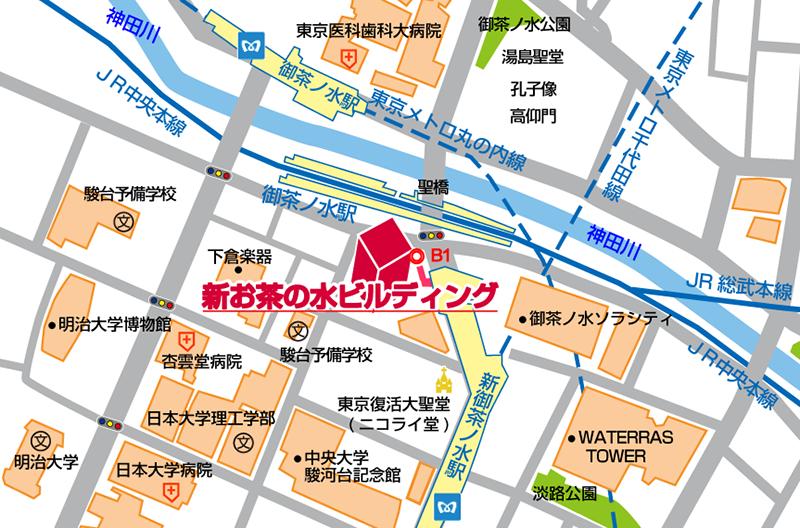 東京御茶ノ水事務所 移転のお知らせ | 確認検査機関 ビューローベリタス